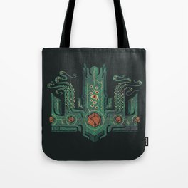 The Crown of Cthulhu Tote Bag
