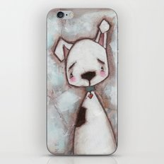 Dog  - by Diane Duda iPhone & iPod Skin