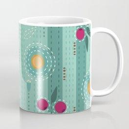 Sashiko Meadow II Coffee Mug