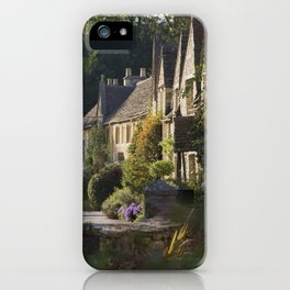 Not the manor iPhone Case