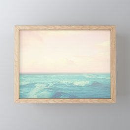 Sea Salt Air Framed Mini Art Print