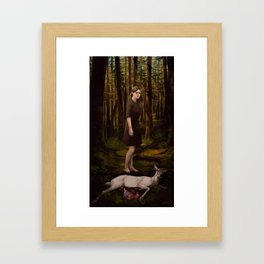 A Dream Framed Art Print