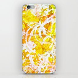 Golden Shine iPhone Skin
