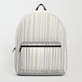 White | Japanese Atmospheres Backpack