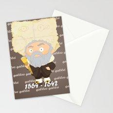 Galileo Galilei Stationery Cards