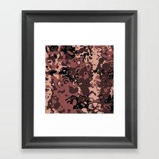 Mixed Emotion Framed Art Print
