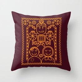 Hansel&Gretel Throw Pillow
