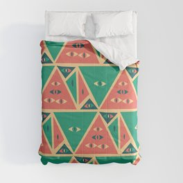 Jeepers Peepers Comforters