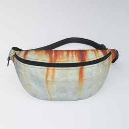Rusted Concrete Fanny Pack