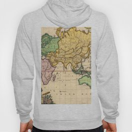 Vintage Map of the East Hoody