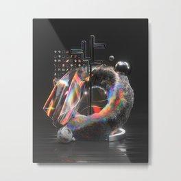 HONEAR + MALAVIDA Metal Print