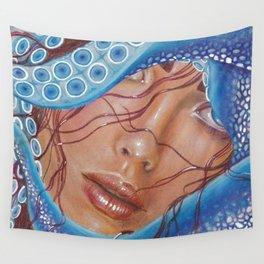 Morning Siren  Wall Tapestry