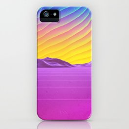 Subsonic iPhone Case