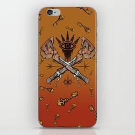 Borderlands Psycho Buzz Axe iPhone Skin