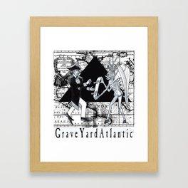 Gift to the East Framed Art Print