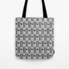 Graphic Eyes Tote Bag