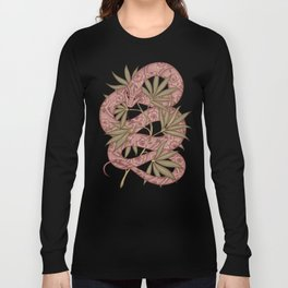 The snake Long Sleeve T-shirt
