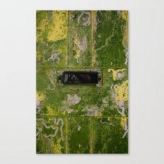 UNANSWERED Canvas Print