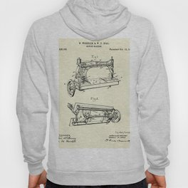 Sewing Machine-1885 Hoody