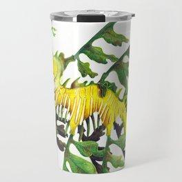 Australian Leafy Seadragon Travel Mug