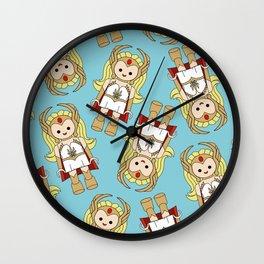 shera al estilo  Wall Clock