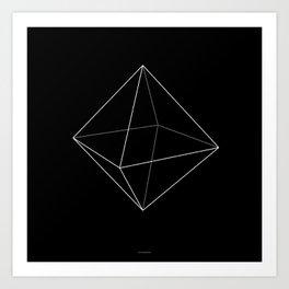 Octa Art Print