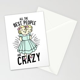 All The Best People Stationery Cards