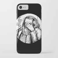 marx iPhone & iPod Cases featuring Facepalm Marx by Velozee