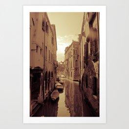 Venetian Anamnesis Art Print