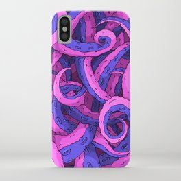 Toxic Tentacles iPhone Case