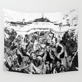 to pimp a butterfly Wall Tapestry