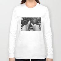 vertigo Long Sleeve T-shirts featuring Vertigo by crashley96
