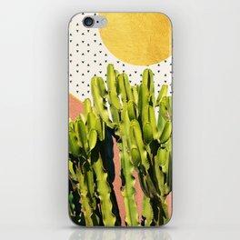 Cactus Dream #society6 #decor #buyart iPhone Skin