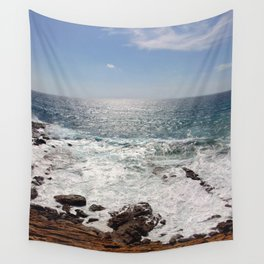 Sea and Sardinia Wall Tapestry