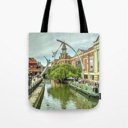 Lincoln Waterside Tote Bag