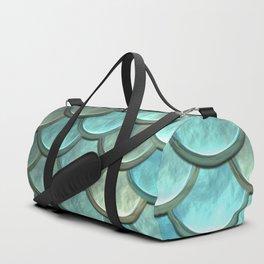 Mermaid Scales Duffle Bag