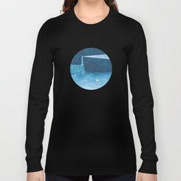 Lighthouse illustration Long Sleeve T-shirt