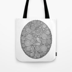 Queen - Waking up Tote Bag