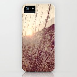 In a Different Light iPhone Case