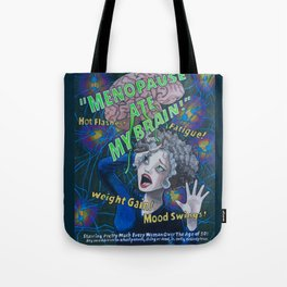 Based On A True Story Tote Bag
