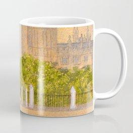 Winston Churchill And Big Ben Coffee Mug