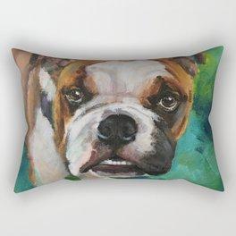 Bully Rectangular Pillow