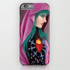 Stabby Rainbow Heart Slim Case iPhone 6s