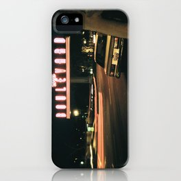 the boulevard iPhone Case