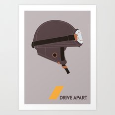 Drive - Drive Apart Art Print