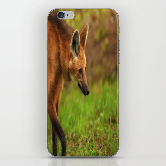 Wolf Strut iPhone & iPod Skin