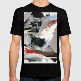 Untitled (Painted Composition 4) T-shirt