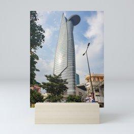 Bitexco Financial Tower Mini Art Print