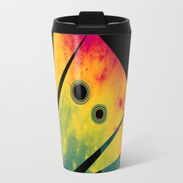Elephant Exploring Space Travel Mug