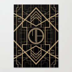 MB- GATSBY STYLE Canvas Print